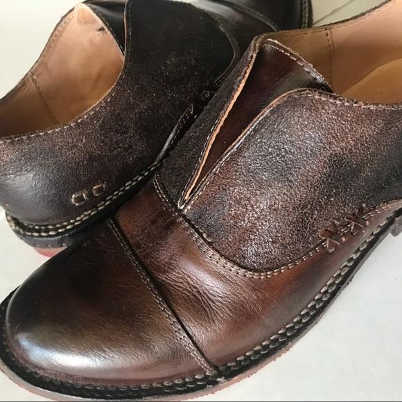 Bed Stu Rose Garden Oxford Shoes Teak